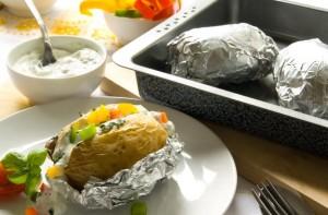 potatoes-in-aluminum-foil