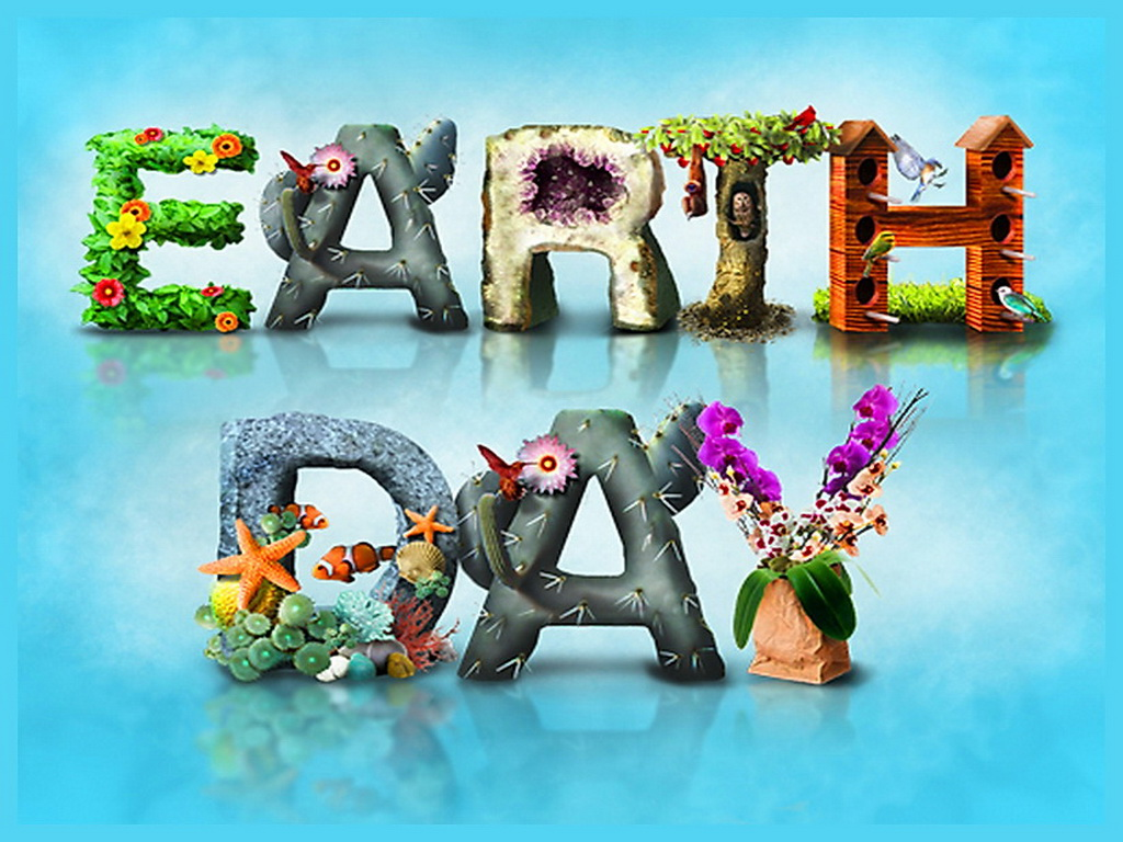 Celebrate Our World Animals April 22 Beauty Earth Day Nature Plants