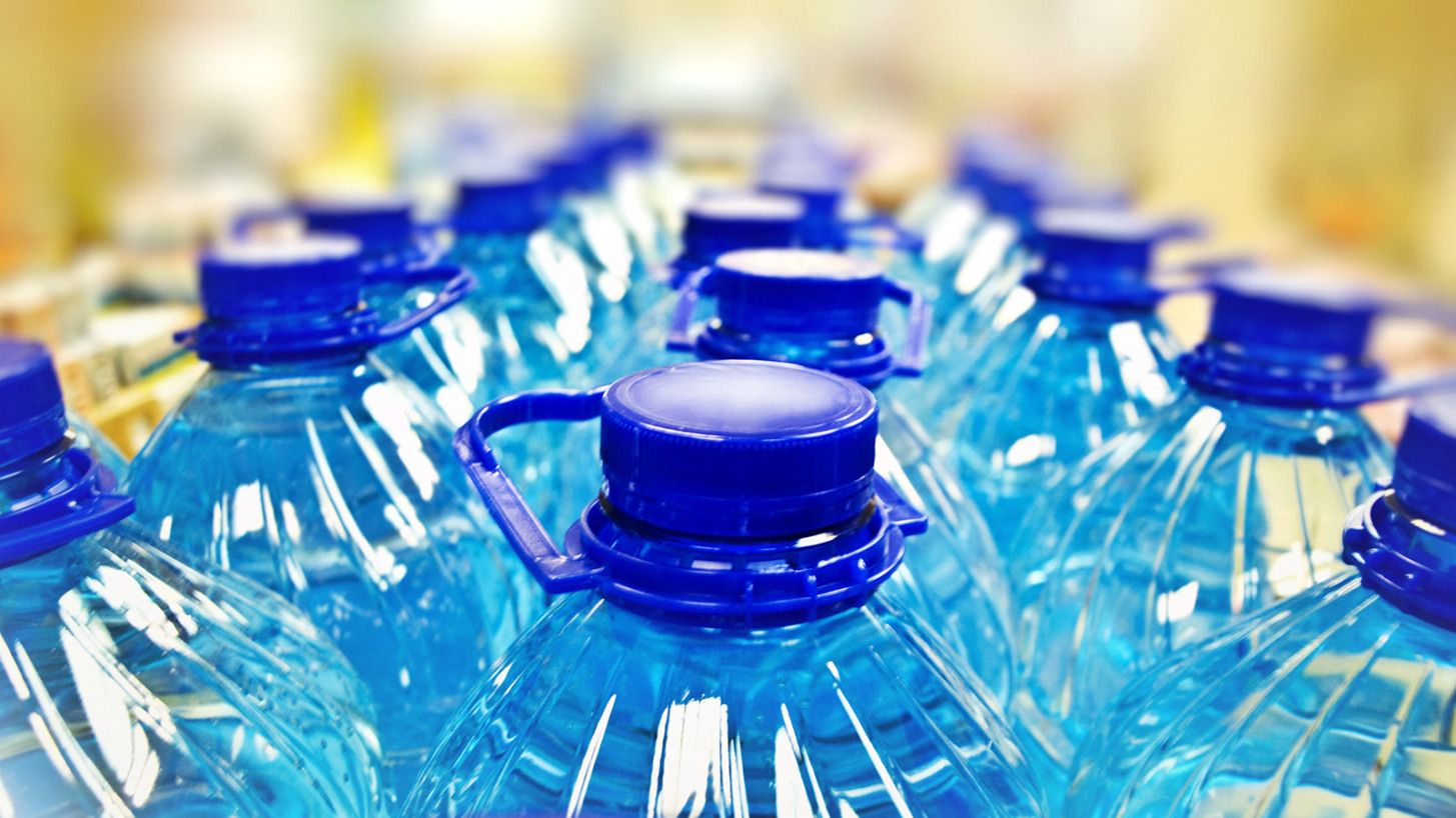 bottled water issues -- bottled water is widely considered to be a purer choice than tap water, but a new investigation finds that this isn't always the case.